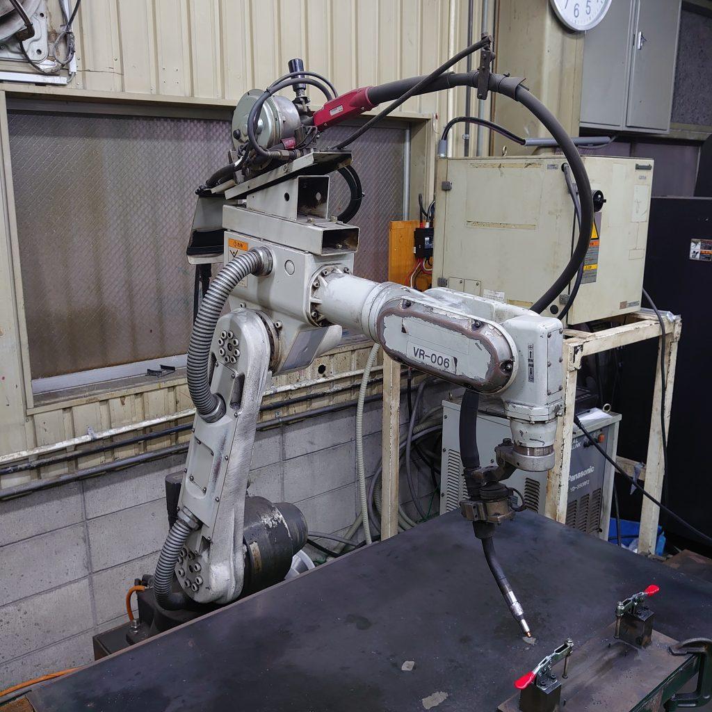 溶接機ロボット VR-006